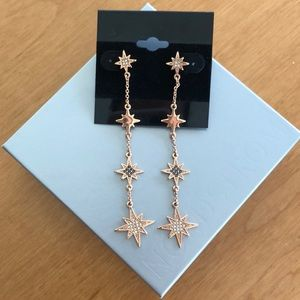 Rebecca Minkoff Stargazing Night Sky Earrings